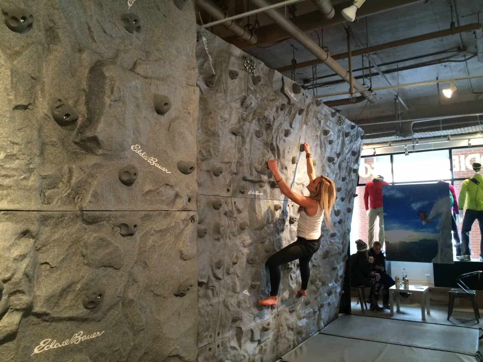 Traversing Wall Climbing Attractions Innovative Leisure