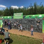 York Maze Traversing Wall