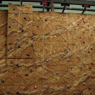 Custom Climbing Walls at Potters