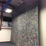 Custom Indoor Climbing Wall