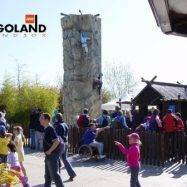 Climbing Tower at Legoland Windsor