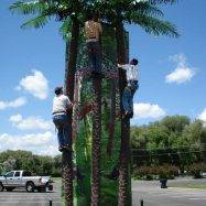 Mobile Coconut Tree Climb