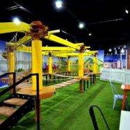 Sky Tykes Indoor Ropes Course at Merry Hill