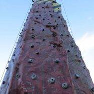 Static Climbing Tower at Bridport Scouts