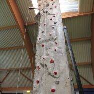 Static Indoor Climbing Wall at CenterParcs Sherwood Pines
