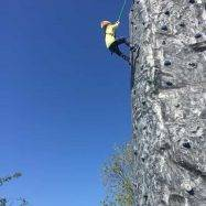 Climbing Attraction for holiday parks